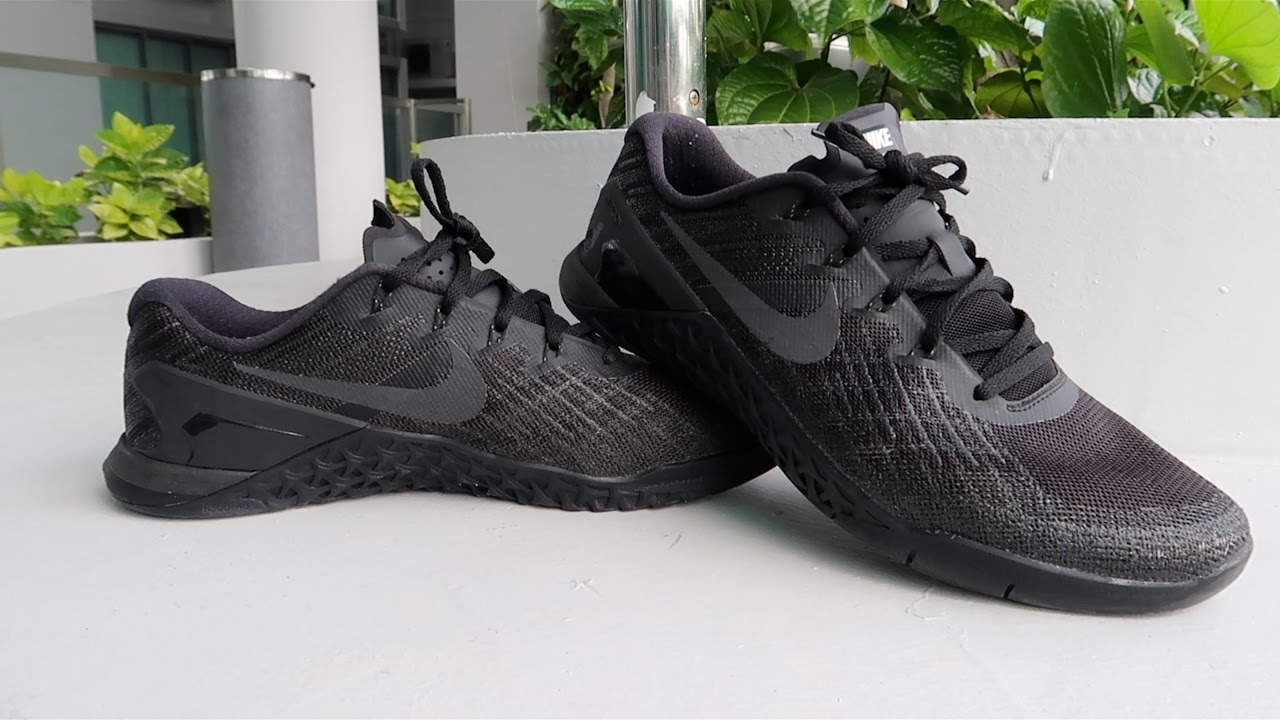 Nike Metcon 3 Best Crossfit Shoe For Everyone Youtube