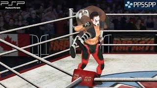 TNA Impact! - PSP Gameplay 1080p (PPSSPP)