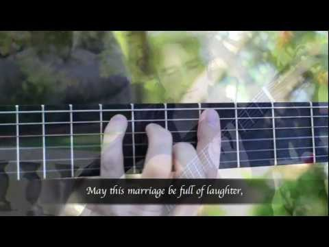 'This Marriage' by Eric Whitacre arranged for the classical guitar by Gerard Cousins