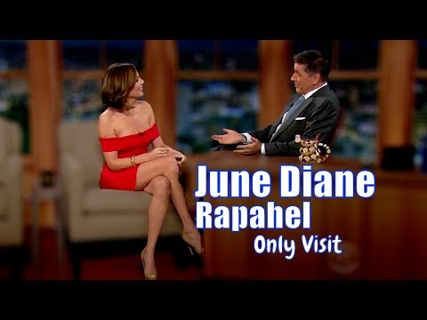 June Diane Raphael - Is Climbing Out Of Her Dress -  Her Only Appearance