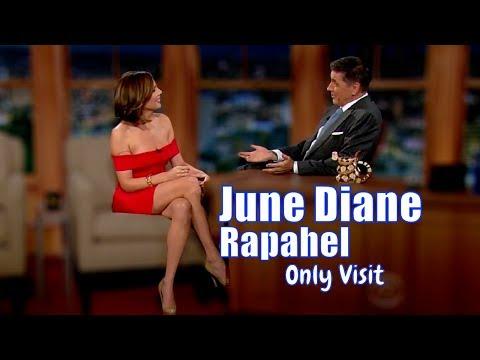 June Diane Raphael  Classy, Elegant & Exuberant   Her Only Appearance