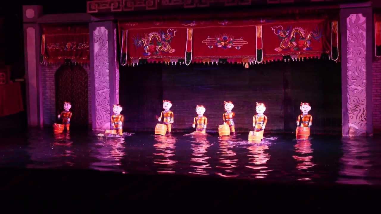 Hanoi Water Puppet Show YouTube