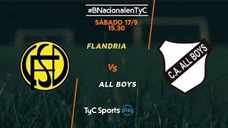 Flandria vs All Boys full match