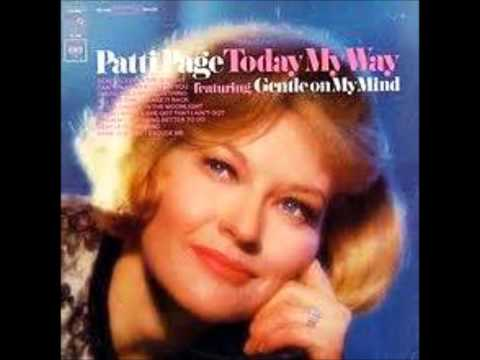 Patti Page-Excuse Me