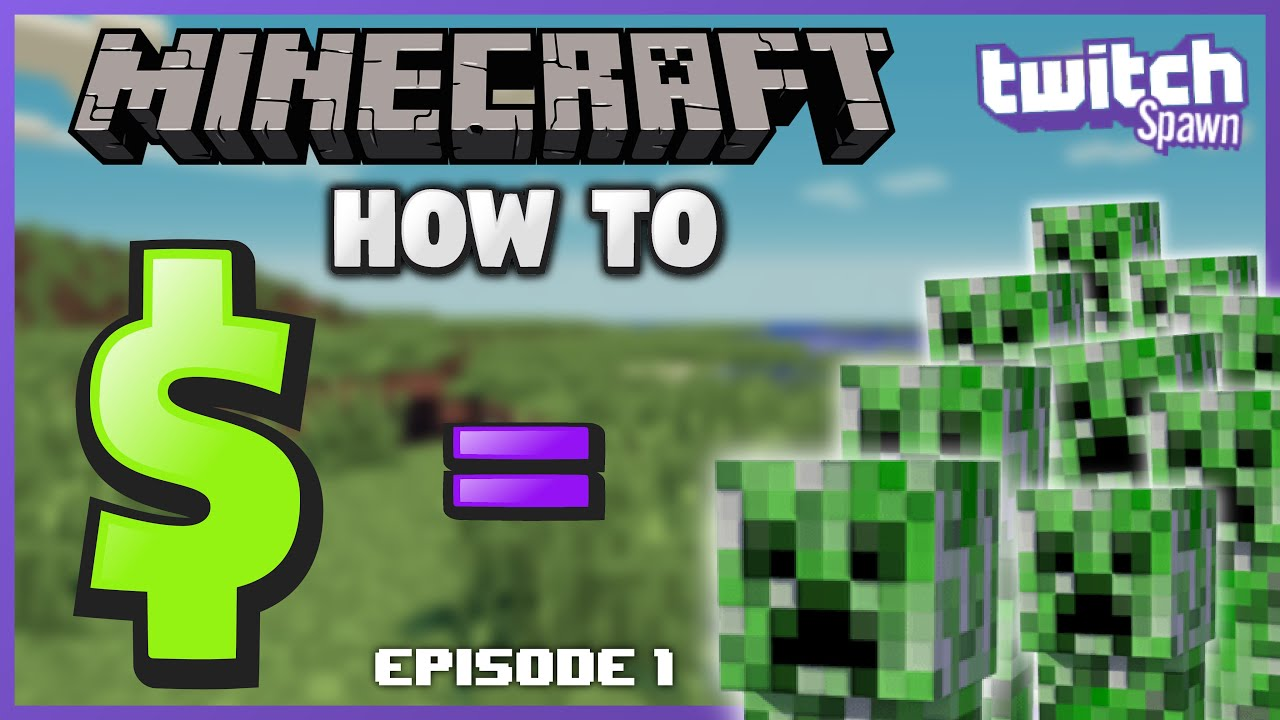 How to let Twitch chat TROLL your Minecraft world with DONATIONS