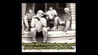 Minor Threat Straight Edge Subtitulado Español