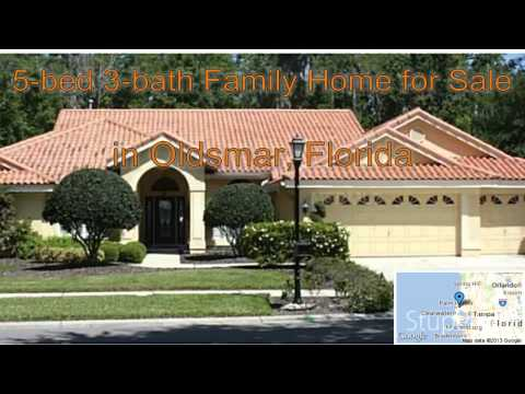 5-bed 3-bath Family Home for Sale in Oldsmar, Florida on florida-magic.com