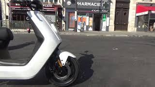 Scooter électrique NIU N-PRO : équivalent 50, 170km d'autonomie