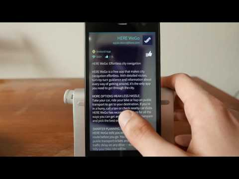 SailfishOS App Podcast: How To Get Software 1 - The Jolla Store