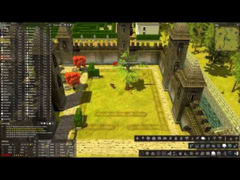 Banished: Curse Of The Medieval Fountain Part 7 - The New Medieval Town