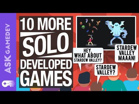 Our Bad! Inspiring Single Developer Games That We Missed!