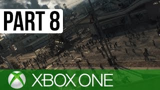Dead Rising 3 Gameplay Walkthrough Part 8 - Hey It's Here!! (XBOX ONE Gameplay 1080p HD)