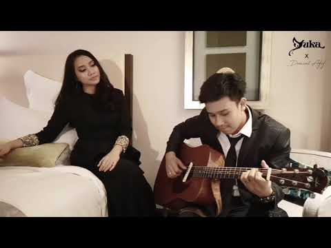 Afgan & Raisa - Percayalah (cover by Yuka Kharisma & Danial Afif)