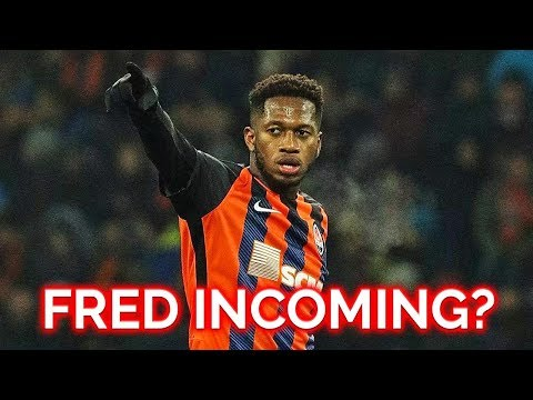 """Manchester United Close To Fred Transfer"" 