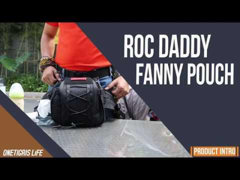 OneTigris Life ROC DADDY Fanny Pouch