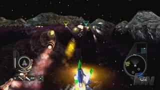 Wing Commander Arena Xbox Live Gameplay - Do a Barrel Roll