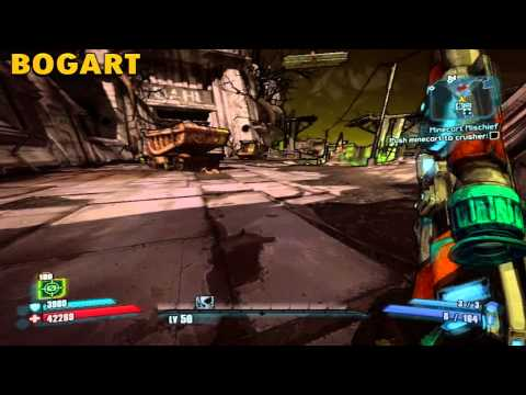 Borderlands 2 - How To Unlock Caustic Caverns Location & Minecraft Easter Egg