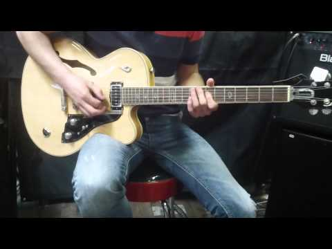 Emma-Music : test guitare Duesenberg 440 + ampli The Valve