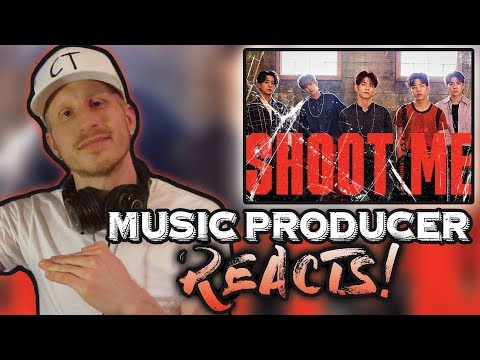 "Music Producer Reacts To DAY6 ""Shoot Me"" (1st Time Listening To DAY6!!!)"