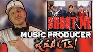 """Music Producer Reacts to DAY6 """"Shoot Me"""" (1st Time Listening to DAY6!!!)"""