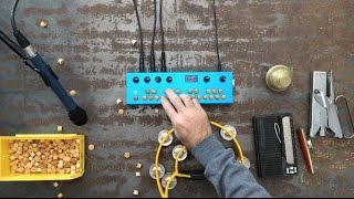 Critter & Guitari - I Take Up Organelle Patch Demo