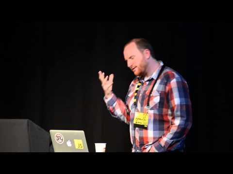 David Herman: revolution  JSConf.au 2014