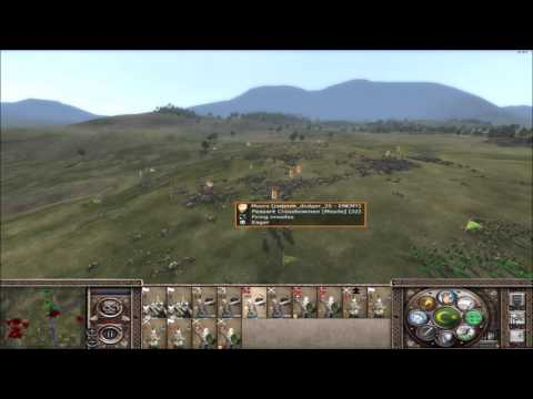Medieval II: Total War - Online Battle #70 Spartan's Unshaken Morale