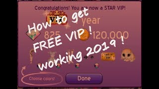 How To Get Free Vip ! Working 2019 !