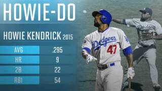 Report  Dodgers, Howie Kendrick agree to new deal