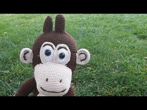 Amigurumi oyuncak maymun – 10marifet.org | 360x480