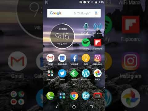 Como realizar un reset de fabrica en un smartphone Android