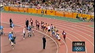 3000m Steeplechase Final - Olympic Games, Athens, 2004