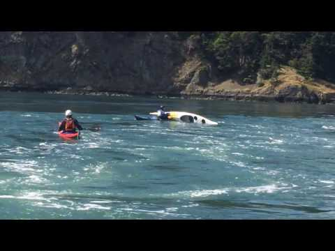 Anacortes Kayak Tours Guide Training 2014