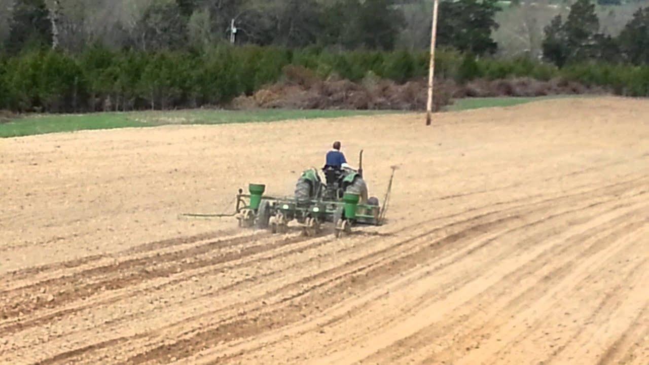 John Deere 494a Planter Youtube