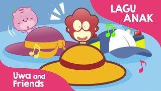 Lagu Anak Indonesia - Topi Saya Bundar - topi saya bundar cover