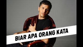 Official Music Video Biar Apa Orang Kata by aliff syukri - tv terajaklaris