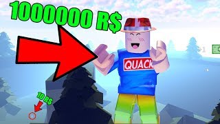 THE OWNER GAVE ME FREE ROBUX.. *SUPER RICH NOW* (Roblox Robux Simulator)