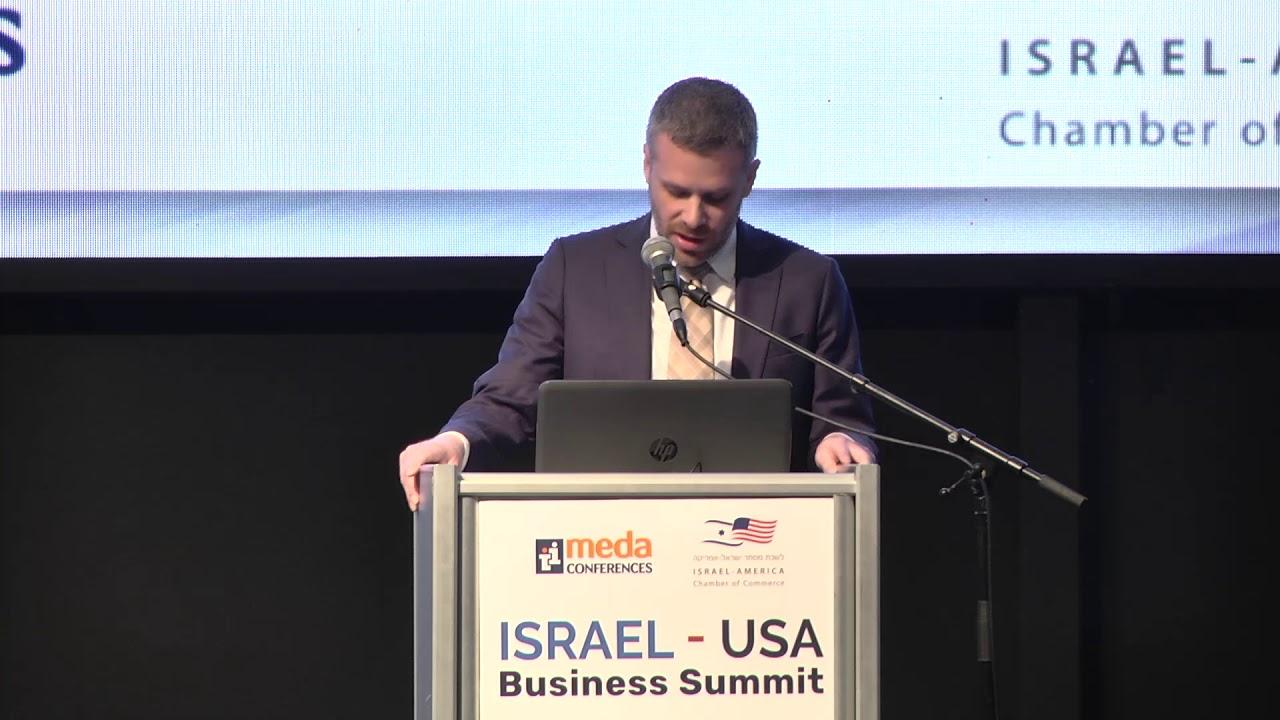 Josh Kram of US Chamber on Trade Relations