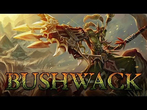 Hero Spotlight: Bushwack