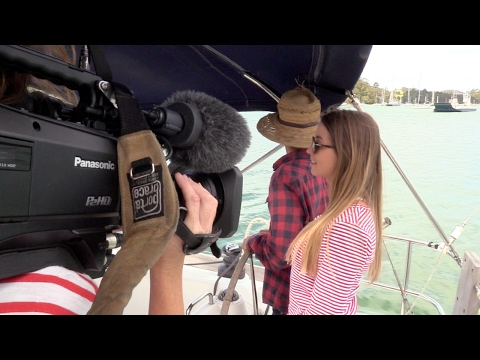 What's the Deal with our new Catamaran? (Sailing La Vagabonde) Ep. 74