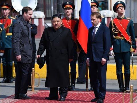كيم يغادر فلاديفوستوك بعد قمته مع بوتين  - نشر قبل 2 ساعة