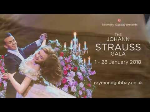 Transport yourself back to Vienna with the Johann Strauss Gala!