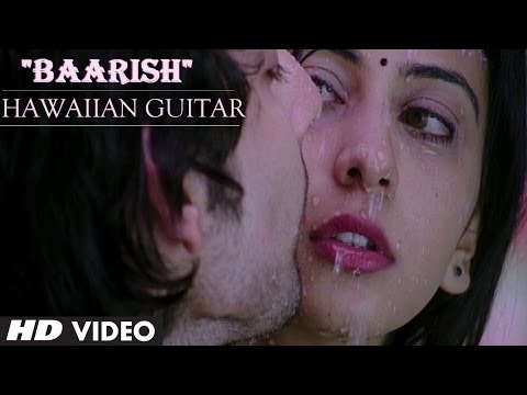"Is Dard-e-dil Ki Sifarish (Baarish) - Yaariyan Movie Instrumental Song ""Hawaiian Guitar"""