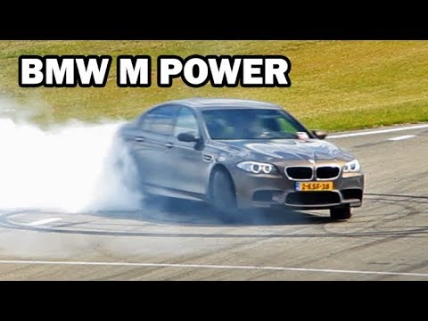 Best Of BMW ///M POWER Compilation! (CRAZY!)