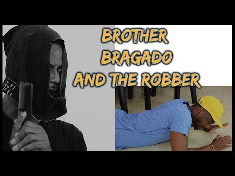 #OhEmGeeFunnies 37 - Brother Bragado and the ROBber