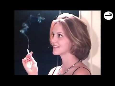 Best of girls models smoking