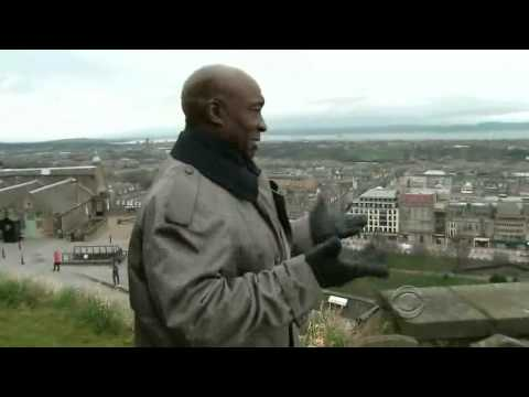 R.I.P. Michael Clarke Duncan  - Unseen footage from 'The Late Late Show' in Scotland