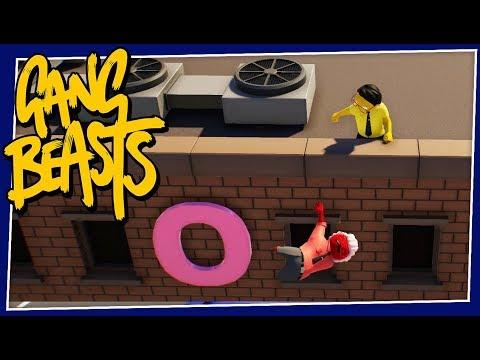 Gang Beasts - #203 - SNARKOLEPSY!