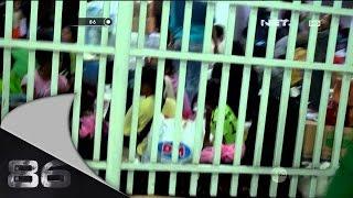 86 10 februari 2015 penangkapan tersangka narkoba pelabuhan makassar ipda agus mulyanto