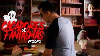 A CASA DE MAGIA NEGRA | CAÇADORES DE FANTASMAS